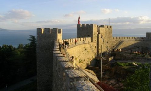 Ohrid in Macedonia3